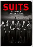 Cover image for Suits. Season 9, Complete [videorecording DVD]