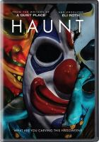Cover image for Haunt [videorecording DVD]