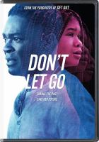Cover image for Don't let go [videorecording DVD]