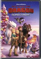 Imagen de portada para How to train your dragon [videorecording DVD] : Homecoming