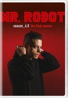 Imagen de portada para Mr. Robot. Season 4, Complete and Final [videorecording DVD].