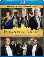 Cover image for Downton Abbey [videorecording Blu-ray] : the motion picture