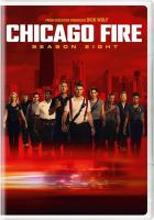 Cover image for Chicago fire. Season 08, Complete [videorecording DVD]