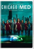 Cover image for Chicago med. Season 05, Complete [videorecording DVD]