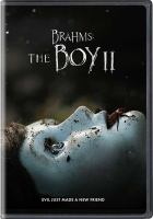 Imagen de portada para Brahms : the boy II [videorecording DVD]