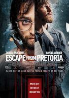 Imagen de portada para Escape from Pretoria [videorecording DVD]