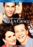 Imagen de portada para Will & Grace, the revival. Season 3, Complete [videorecording DVD].