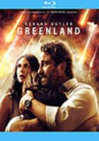 Cover image for Greenland [videorecording Blu-ray]