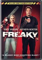 Cover image for Freaky [videorecording DVD]