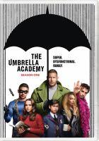 Cover image for Umbrella academy. Season 1, Complete [videorecording DVD].