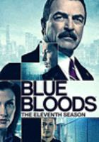 Cover image for Blue bloods. Season 11, Complete [videorecording DVD].