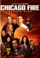 Cover image for Chicago fire. Season 09, Complete [videorecording DVD]