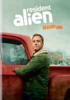 Cover image for Resident alien. Season 1, Complete [videorecording DVD].