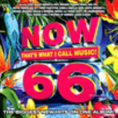 Imagen de portada para Now that's what I call music! 66 [sound recording CD].