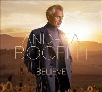 Cover image for Believe [sound recording CD]