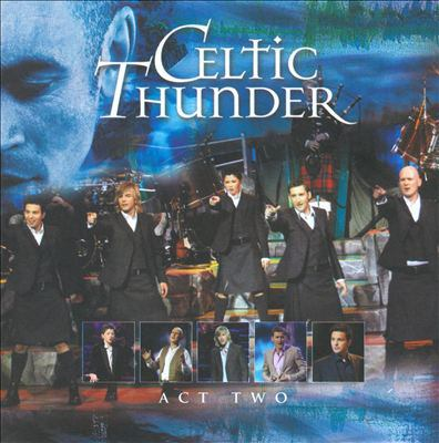 Cover image for Celtic Thunder act two