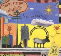 Cover image for Egypt station [sound recording CD]