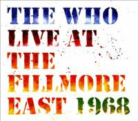 Cover image for Live at the Fillmore East 1968 [sound recording CD]