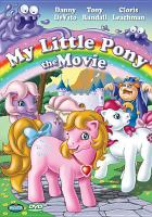 Cover image for My little pony. the movie