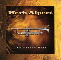 Imagen de portada para Definitive hits [sound recording CD] : Herb Alpert