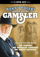 Cover image for The gambler III the legend continues