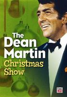 Cover image for The Dean Martin Christmas show