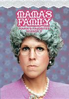 Cover image for Mama's family. Mama's favorites, Season 2
