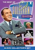 Cover image for Ed Sullivan show [videorecording DVD] (6 DVDs)