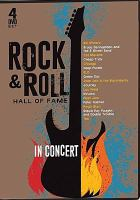Cover image for Rock & Roll Hall of Fame : in concert [videorecording DVD]