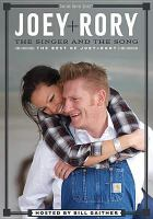 Imagen de portada para Joey + Rory : the singer and the song [videorecording DVD] : The best of Joey + Rory