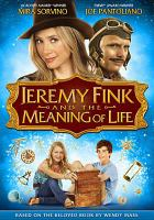 Cover image for Jeremy Fink and the meaning of life