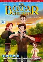 Cover image for The boxcar children [videorecording DVD]