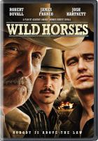 Cover image for Wild horses [videorecording DVD]