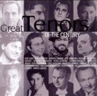 Imagen de portada para Great tenors of the century