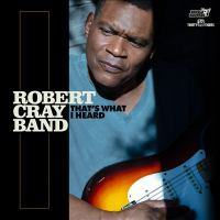 Cover image for That's what I heard [sound recording CD]