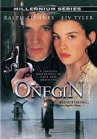 Cover image for Onegin