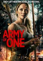 Cover image for Army of one [videorecording DVD] (Ellen Hollman version)
