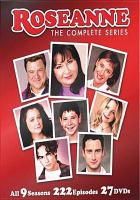 Cover image for Roseanne. Season 9, Complete