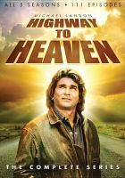 Cover image for Highway to heaven. Season 2, Complete [videorecording DVD]