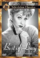 Cover image for Best of Lucy and friends