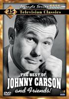 Cover image for The best of Johnny Carson and friends!