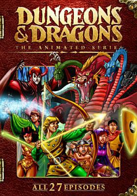 Imagen de portada para Dungeons & dragons : the animated series [videorecording DVD]