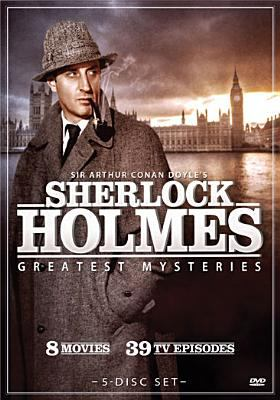 Cover image for Sherlock Holmes greatest mysteries.