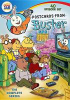 Cover image for Postcards from Buster. Season 1, Complete [videorecording DVD].