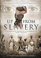 Cover image for Up from slavery
