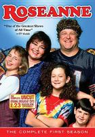 Cover image for Roseanne. Season 1, Complete