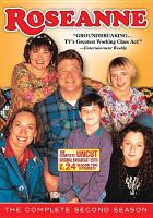Cover image for Roseanne. Season 2, Complete