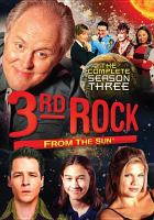 Cover image for 3rd rock from the sun. Season 3, Complete