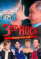 Cover image for 3rd rock from the sun. Season 5, Complete