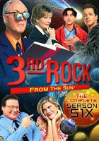 Cover image for 3rd rock from the sun. Season 6, Complete